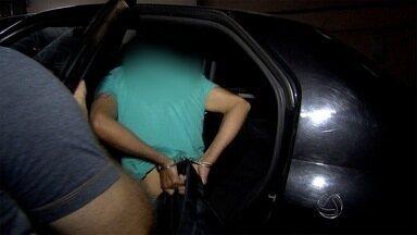 Ex-padrasto é suspeito de estuprar menina de 7 anos em MS, diz polícia - O homem foi preso em Campo Grande na sexta-feira (9). Delegado afirma que suspeito fez fotos e vídeos da criança nua.
