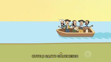 BLOCO 4 - Os Fagundes apresentam 'Canto Alegretense' com clipe especial para crianças - Assista ao vídeo.