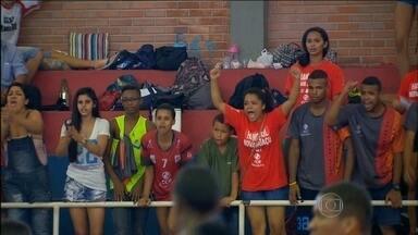 Saem os finalistas dos jogos estudantis do Rio - Os atletas finalistas vão representar o Rio nos Jogos Escolares da Juventude em Londrina, no Paraná, em novembro.