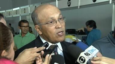 Secretário de Finanças fala sobre análise para reajuste do IPTU, em Goiânia - Prefeitura diz que ainda analisa as propostas.