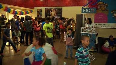 Festival Internacional de Cinema Infatil ocorre em Sergipe - Festival Internacional de Cinema Infatil ocorre em Sergipe