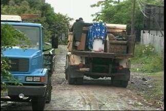 Alta do Rio Ibirapuitã leva pessoas a deixarem suas casas na Fronteira Oeste do RS - Assista ao vídeo.