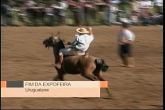 Expofeira de Uruguaiana leva milhares visitantes em Uruguaiana no RS - Assista ao vídeo.