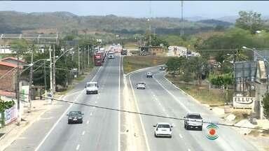 Veja como fica o movimento nas rodovias federais da PB no feriado - Operação Aparecida é realizada da sexta-feira até a segunda-feira.