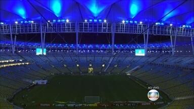 Fluminense enfrenta o Palmeiras no primeiro jogo das semifinais da Copa do Brasil - No Maracanã, acontece nesta quarta-feira (21) a primeira partida entre Fluminense e Palmeiras. Fred e o goleiro Diego Cavalieri são os principais trunfos do tricolor carioca.