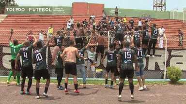 Maringá carimba a vaga para a Série D do Brasileirão - Time venceu a primeira Taça Federação Paranaense de Futebol Sub-23
