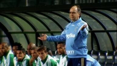 Palmeiras perde para o Sport, se afasta do G-4 e torcida protesta - No Pacaembu, Verdão leva 2 a 0 com time misto