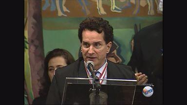 Ex-deputado estadual Elmo Braz morre em acidente de helicóptero - Ex-deputado estadual Elmo Braz morre em acidente de helicóptero