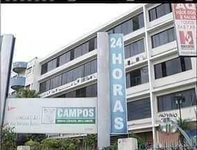 Unidades de saúde de Campos, RJ, têm extintores de incêndio com prazo de validade vencido - Algumas unidades não tinham o objeto.