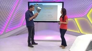 Bob Faria explica o que o Atlético-MG precisa para conquistar o título do Brasileirão - Bob Faria explica o que o Atlético-MG precisa para conquistar o título do Brasileirão