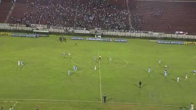 Tupi e Londrina empatam sem gols e deixam aberta decisão da semifinal - Equipes não saíram do 0 a 0 na primeira partida da semifinal, em Juiz de Fora. Próximo jogo será no estádio do Café, em Londrina, no próximo sábado