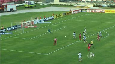 Após empate contra o CRB, Vitória se prepara para enfrentar o Náutico - Partida acontece no próximo sábado (31), no Barradão.