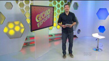 Veja a edição na íntegra do Globo Esporte Paraná de segunda-feira, 26/10/2015 - Veja a edição na íntegra do Globo Esporte Paraná de segunda-feira, 26/10/2015