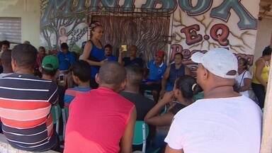 Moradores alegam falhas no processo de tombamento da comunidade de Ilha Redonda - A possibilidade da Comunidade de Ilha Redonda ser transformada em área de quilombo, tem tirado o sossego de quem vive no lugar. Os moradores alegam falhas no processo de tombamento. E esse não é o único problema que eles enfrentam.