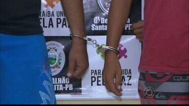 Adolescente mata o padrasto no litoral norte da Paraíba - O crime foi em Lucena. O adolescente tem 15 anos.