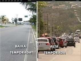 Prefeitura de Arraial do Cabo, RJ, monta planejamento para alta temporada - Cidade recebe alto número de turistas no verão.