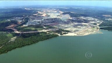 Usina de Belo Monte ajudará país a enfrentar crise de energia - Bom Dia Brasil inicia nesta terça-feira (27) série de reportagens especiais sobre a hidrelétrica, que fica no Rio Xingu, no Pará. Belo Monte será a quarta maior usina do mundo e a segunda do Brasil, atrás de Itaipu.