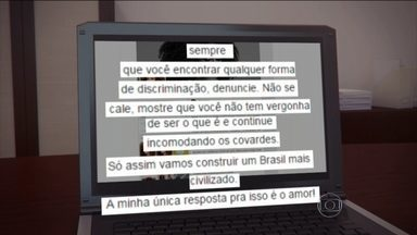 Polícia vai abrir inquérito para investigar ofensas racistas à Taís Araújo - A Polícia Civil do Rio de Janeiro anunciou que abrirá um inquérito para identificar os autores de comentários racistas publicados na página da atriz Taís Araújo em uma rede social.