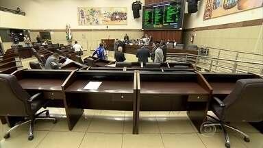 Novas regras para pontos do vereadores começam a valer na CMBH - Parlamentar terá de confirmar a presença várias vezes nas reuniões