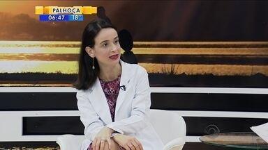 Quadro 'Pergunte ao Doutor' fala sobre o câncer de pele - Quadro 'Pergunte ao Doutor' fala sobre o câncer de pele