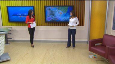 Confira a previsão do tempo para esta quinta-feira - Tempo será instável em todo o Paraná.