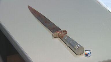 Acusado de matar duas mulheres a facadas é condenado a 31 anos de prisão - Ele foi considerado culpado por júri popular em Altinópolis, SP.