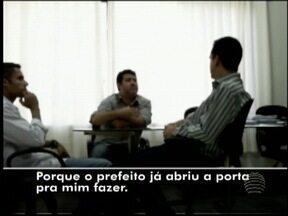 Em audiência, vereador de Pres. Epitácio é advertido por ofender prefeito - Juninho do Rap é acusado de tentar favorecer uma construtora da cidade.