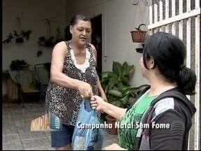 Campanha 'Natal Sem Fome' realiza mutirão em Pres. Prudente - Equipes do Fundo Social vão às ruas neste sábado (7).