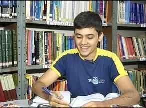 Estudante de Araguaína é selecionada para representar o TO no programa Jovens Embaixadores - Estudante de Araguaína é selecionada para representar o TO no programa Jovens Embaixadores
