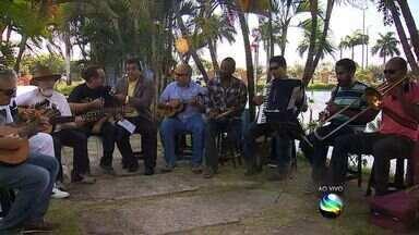 Projeto de Choro é realizado em Aracaju - Projeto de Choro é realizado em Aracaju.