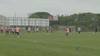 Ponte Preta enfrenta o Internacional no sábado (7) - O lateral direito Jeferson vai para a sua segunda participação neste Brasileirão, às 17h, em Porto Alegre.