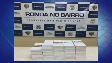 Polícia apreende US$ 480 mil falsos no AM - Caso ocorreu em Humaitá.