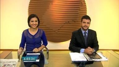Confira o que é destaque no Bom Dia Goiás desta segunda-feira (9) - Entre os principais assuntos desta edição está o acidente que matou uma criança de três anos neste fim de semana em Goiânia.