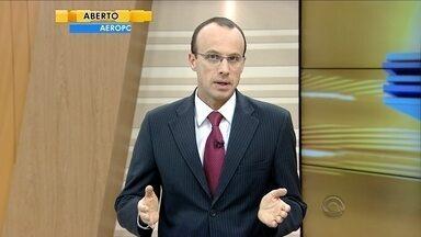 Renato Igor comenta a greve no transporte público de Blumenau - Renato Igor comenta a greve no transporte público de Blumenau
