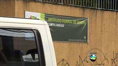 Aulas do Instituto Federal de Sergipe (IFS) são retomadas após período de greve - Aulas do Instituto Federal de Sergipe (IFS) são retomadas após período de greve.