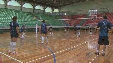 Vôlei Valinhos estreia contra Brasília na superliga - O jogo acontece nesta segunda-feira às 20h.