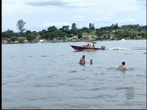 Corpo de Bombeiros intensifica fiscalização em represa de Martinópolis - Ação faz parte da 'Operação Verão' que ocorre na região.