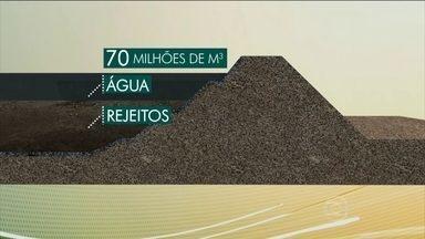 Entenda como são feitas as barragens como as que romperam em Mariana - Segundo a Fundação Estadual do Meio Ambiente, a Feam, Minas Gerais tem cadastradas 735 barragens de contenção de rejeitos de minério.