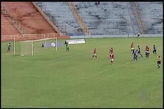 Uberaba derrota Formiga e assume ponta do hexagonal - Rudimar marca aos 41 minutos do segundo tempo e USC vence por 1 a 0