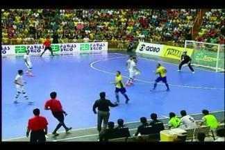 Grand Prix de futsal deixa legado para o esporte em Uberaba - Competição durou uma semana e ficou marcado por grandes jogos e a presença do torcedor