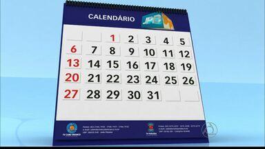 Confira o Calendário JPB dessa segunda-feira - O Calendário JPB dessa segunda-feira volta ao Distrito Mecânico.