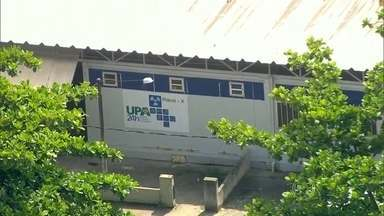 Bebê morreu dois dias depois de ser atendido na UPA, de Santa Cruz - Parentes estão revoltados e reclamam do atendimento feito na UPA