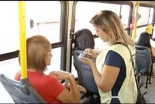 ATCMC contrata pesquisa para detectar os principais problemas no transporte público - São 131 ônibus e 43 linhas operando em Montes Claros