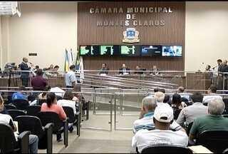 Câmara de Montes Claros discute votação de empréstimo de R$ 2,5 milhões - Segundo o executivo, o montante será investido em asfalto.