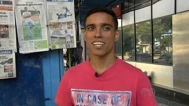 Wendell Lira ganha apoio de jogadores da seleção brasileira - Lucas Lima e Ricardo Oliveira comentam golaço do ex-jogador do Goianésia.