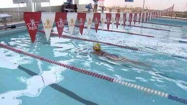 Nadadora de Juiz de Fora disputa Jogos Escolares da Juventude - Brenda Oliveira, de 16 anos, participa da competição em Londrina, que será realizada de 12 a 21 de novembro.