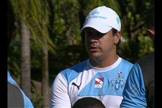 Dado Cavalcanti e Roni se sentem em casa em Mogi Mirim - Treinador e meia do Paysandu estiveram na equipe em 2013.