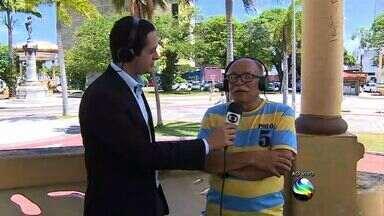 Especialista Almir Santana fala sobre Novembro Azul - Especialista Almir Santana fala sobre Novembro Azul.