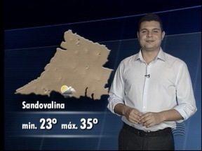 Confira a previsão do tempo para esta quarta-feira no Oeste Paulista - Tiago Rodrigues conta como ficam as temperaturas em algumas cidades da região.
