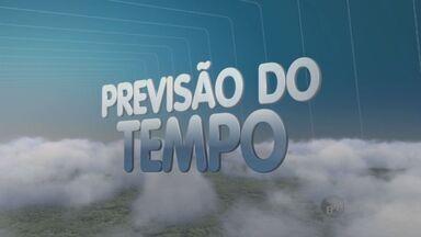 Previsão de tempo é de chuva para esta quarta-feira em Campinas e região - Pancadas podem ser mais fortes no fim do dia.
